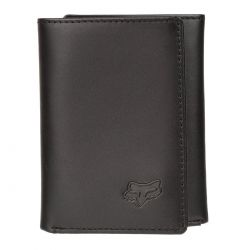 PORTFEL FOX TRIFOLD LEATHER...
