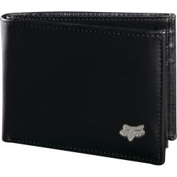 PORTFEL FOX BIFOLD LEATHER...